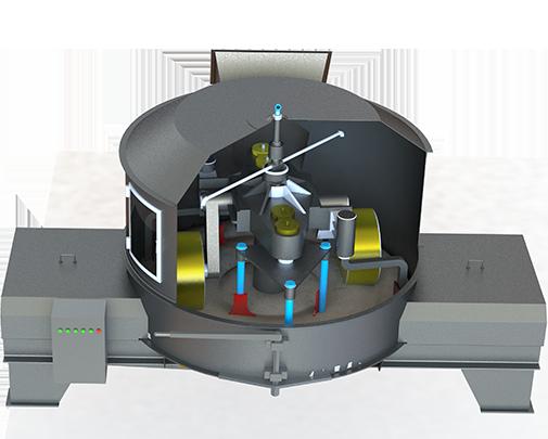Смесители-механоактиваторы-TITAN-MA-300