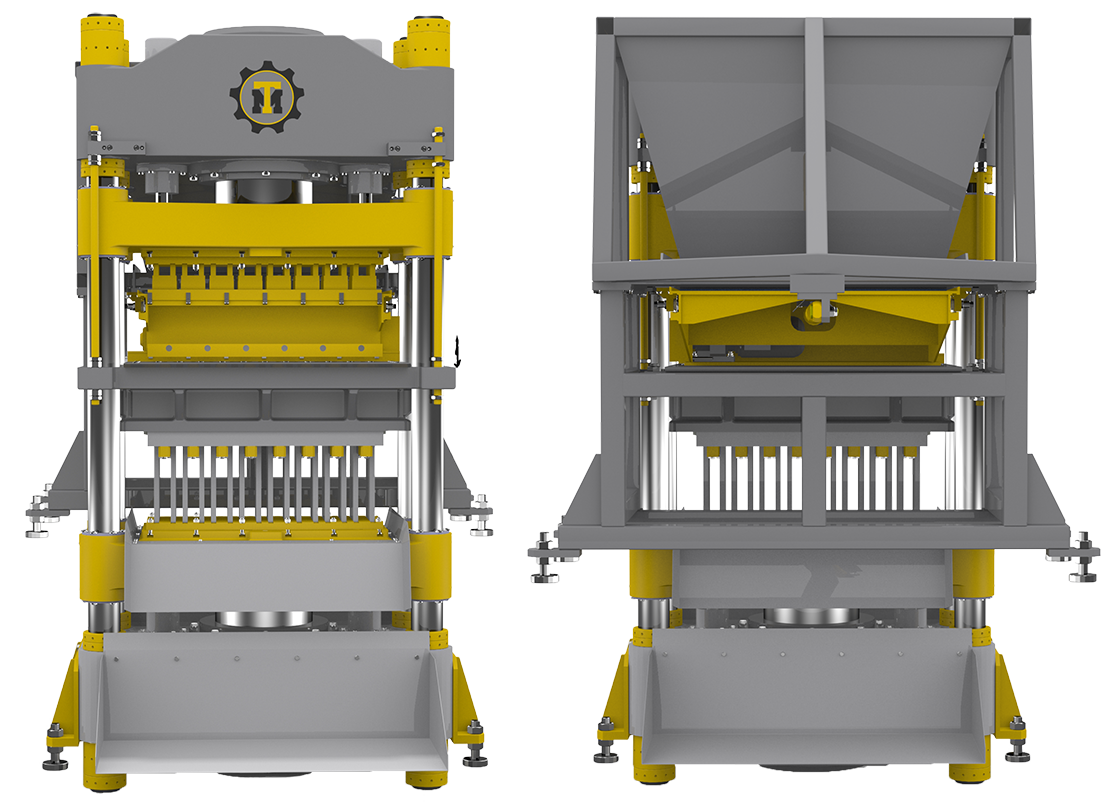 TITAN 900 DHEX 5