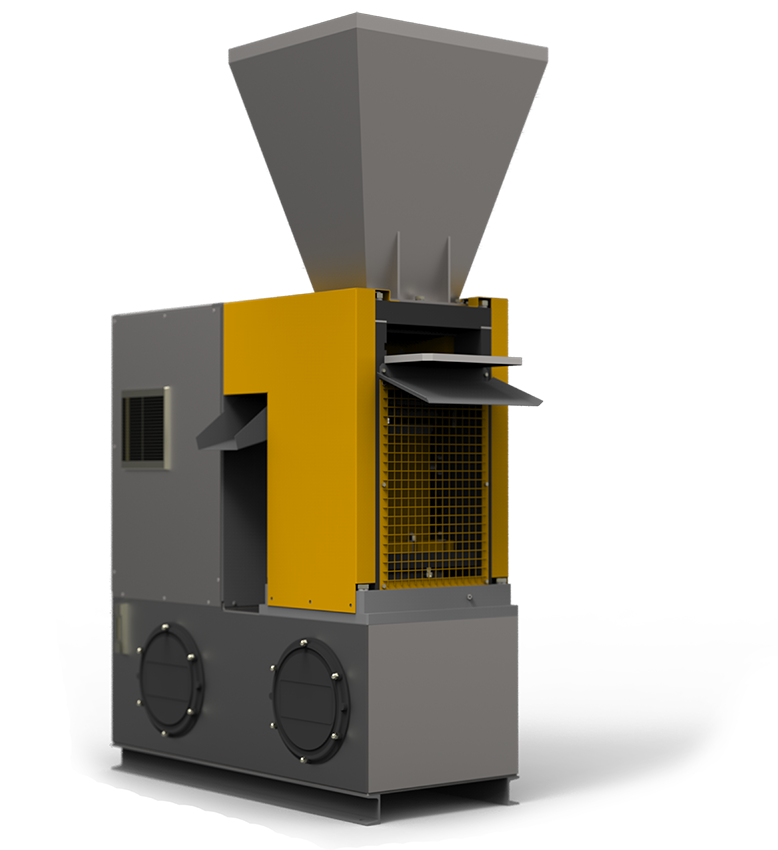 The fastest ever brick making machine - Titan 80S!