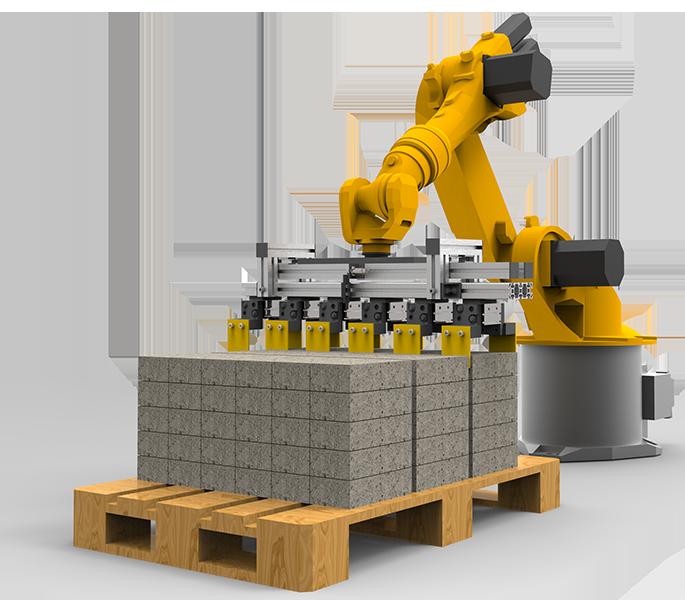 High pressure concrete brick making machines  Brick machines