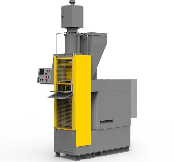 Оборудование для производства кирпича - гиперпресс TITAN 80D