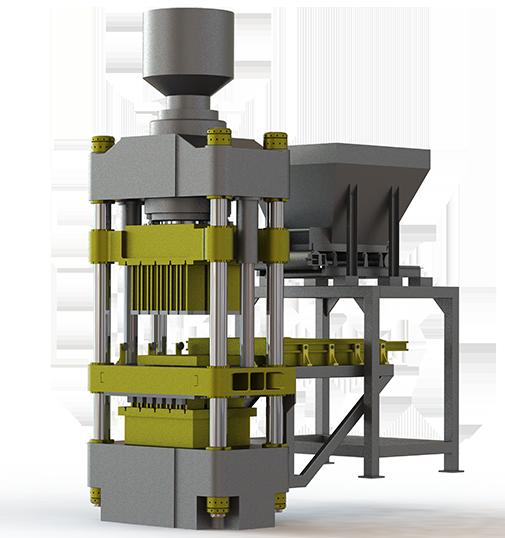Оборудование для производства кирпича
