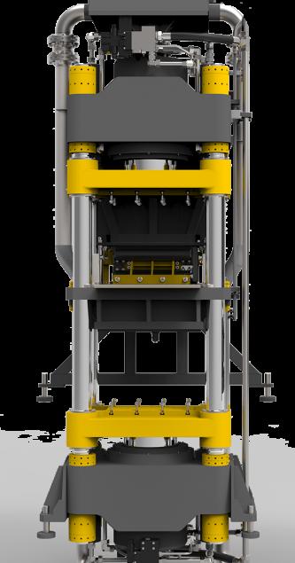 Оборудование для производства кирпича TITAN 400D