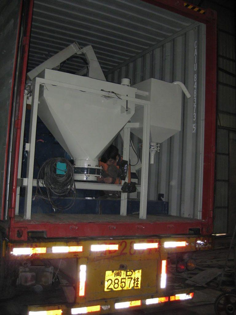 Цементные весы - оборудование для производства кирпича