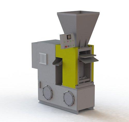 Modular brick making machines