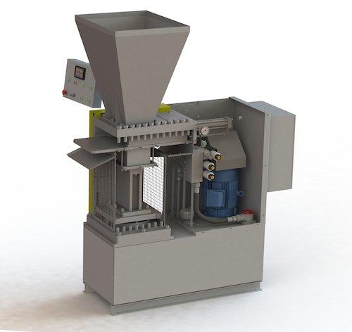 Small high pressure brick making machine