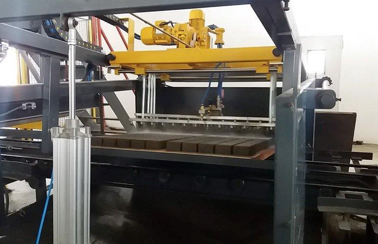Washing machine tiles, bricks, and blocks
