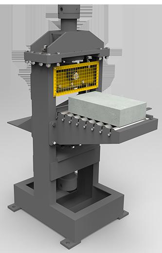 automatic block splitter