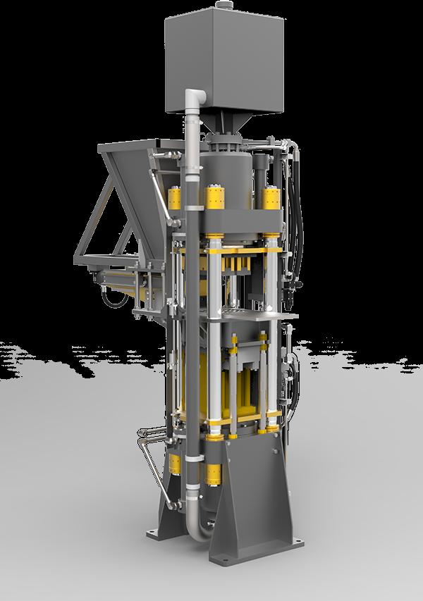Гиперпресс кирпичный TITAN 240D